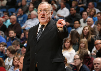Timberwolves Coach Retires; No Replacement Named