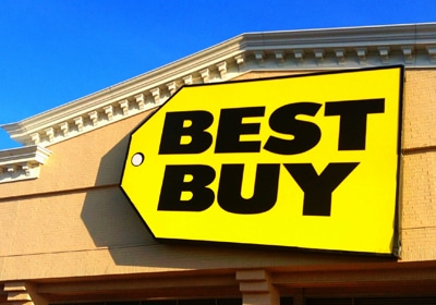 Best Buy Lowers Guidance After Holiday Revenue Drops