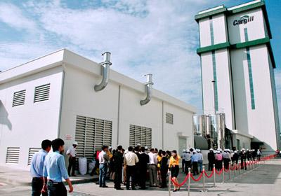 Cargill Invests $20M In Vietnam Plant, Adds 50 Jobs