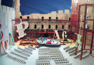 Pagliacci at Mill City Museum