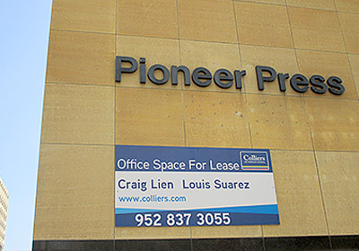 What's Next For The Pioneer Press?
