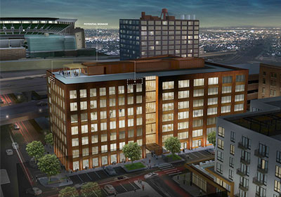 Minneapolis' Office Building Of The Future Will Be Made Of, Uh, Wood?