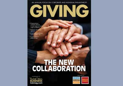 Giving 2013: An Annual Focus on Corporate and Individual Philanthropy