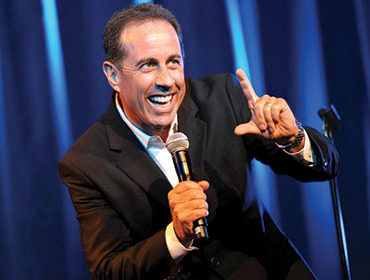 Top Tickets: Jerry Seinfeld