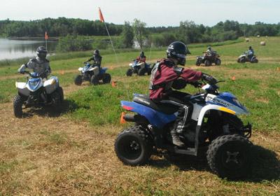 Polaris To Donate ATVs To Boy Scouts