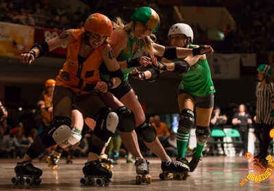 Roller Derby Thrives In Minnesota