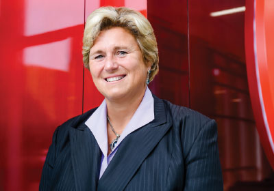 Anthem Names Former UnitedHealth Exec Gail Boudreaux as its CEO