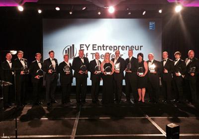 2014 Entrepreneur Of The Year Winners Announced