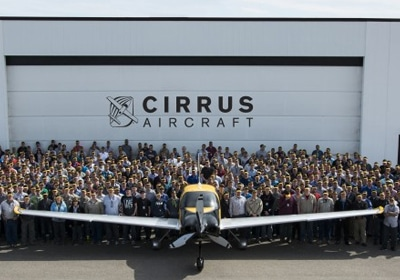 Cirrus Aircraft Lands A Major Milestone