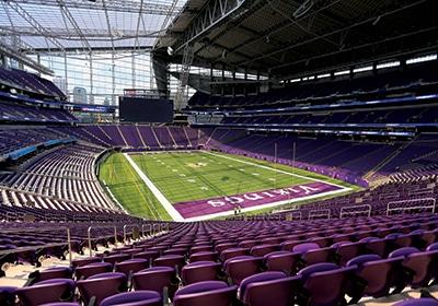 The Vikings Stadium's Payoff