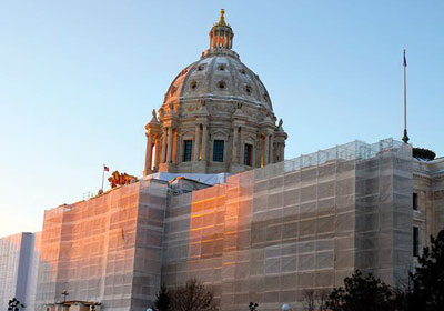 Bonding Will Be A Top Issue For The 2016 Legislature, So How Does It Work?