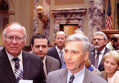 Legislators Agree On Disaster Relief But Disagree On Tax-Repeal Measures