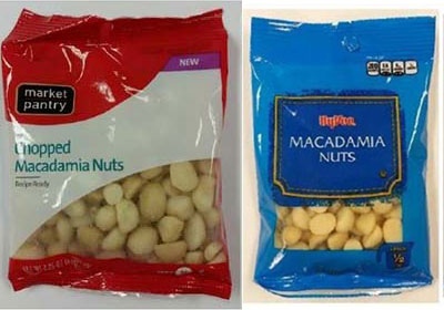 Target, Hy-Vee Recall Nuts For Potential Salmonella Contamination