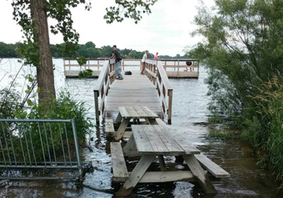 Flood Damage Ticks Upward To $48M, With Still More To Tally