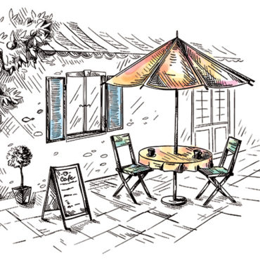 Five Patios That Are All About Alfresco