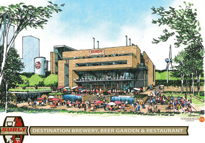 "Surly Selects HGA Architects for $20M ""Destination Brewery"""
