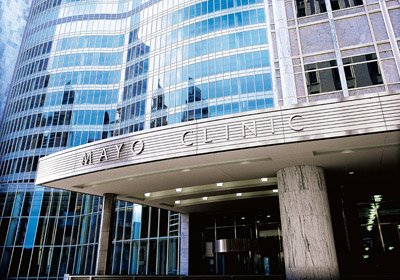 Mayo Clinic Ventures Firm Explores Commercialization Of Gut Microbe Treatment