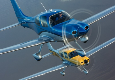 Cirrus Unveils Latest Entry To Its Top-Selling Airplane Series