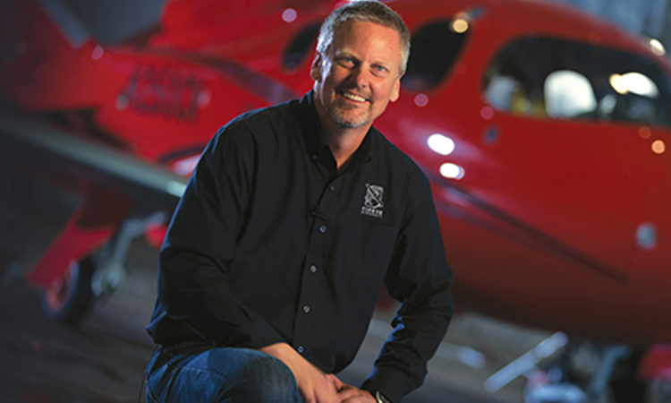 Cirrus Aircraft CEO, Co-Founder Dale Klapmeier Stepping Down Next Year