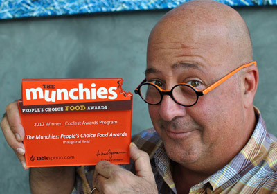 """General Mills Teams with Zimmern for """"Munchies"""" Awards"""