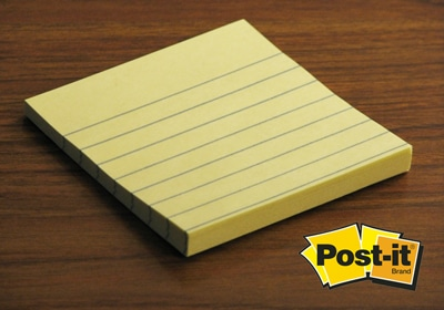 3M Sued By Man Claiming Post-it Notes Were His Idea