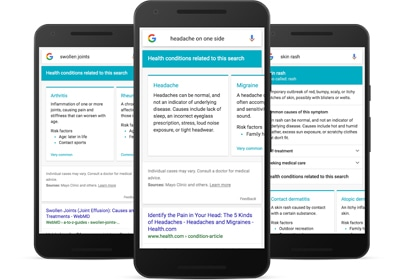 Mayo, Google Partner For New Symptom Search Feature