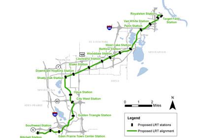 Hennepin County Approves Southwest Light Rail