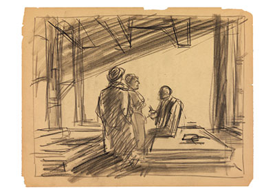 "Arts Picks: ""Hopper Drawing, A Painter's Process"""