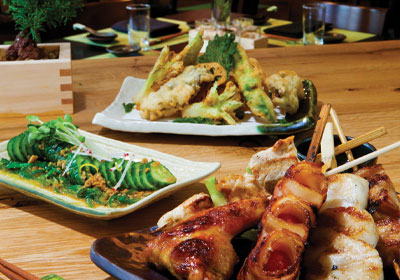 Masu Raises the Bar on Japanese Bar Food