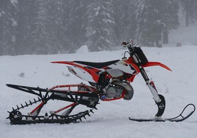 Polaris Buys Snow Bike Maker, Posts Record Sales and Profits