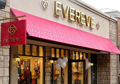 Evereve Opening Mall of America Store