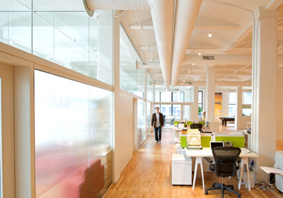 An Office Designed for How You Work