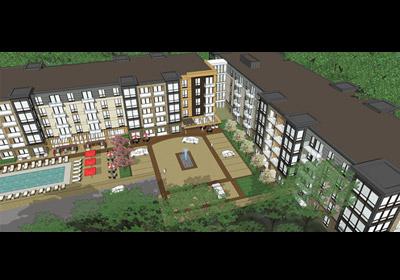 "Luxury ""Island Apartments"" Planned For Minnetonka"