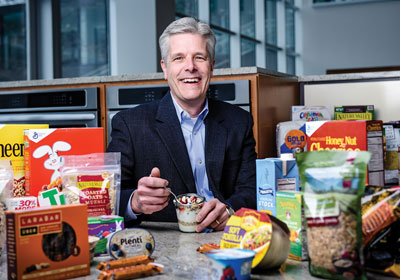 General Mills' Profit, Sales Drop In Q1