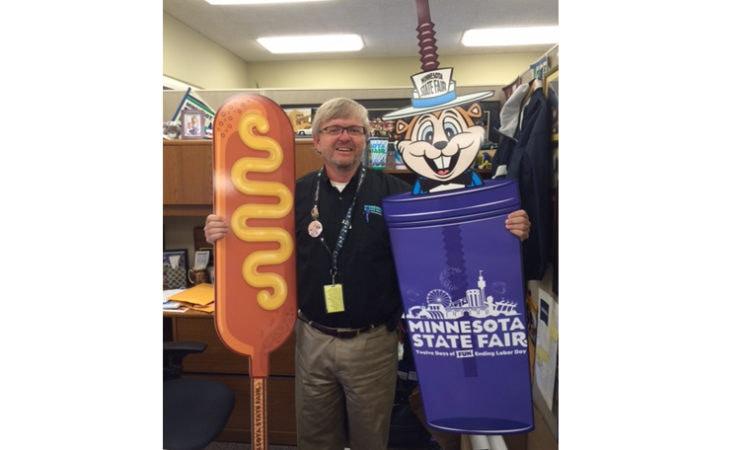 Minnesota State Fair 'Food Czar' Dennis Larson Retiring Following Historic Year
