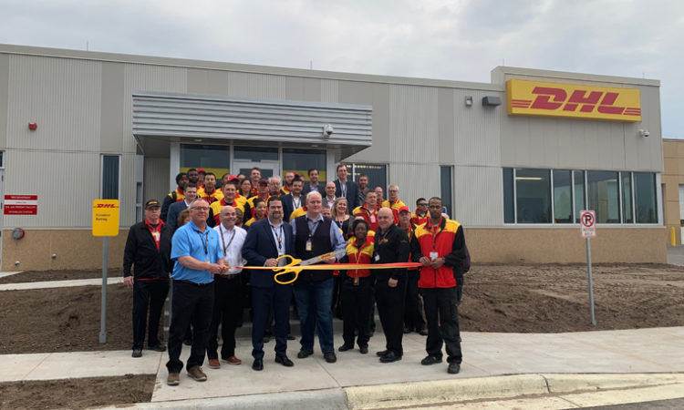 With a $1.6 Million Investment, DHL Relocates Airport Service Center to New Facility