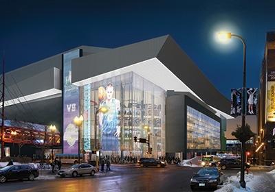 Architect Sought For $97M Target Center Renovation