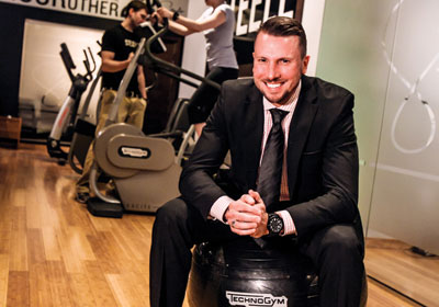Steele Fitness Keeps Finding New Ways to Grow