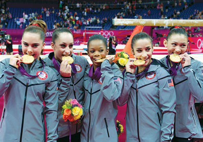 Top Tickets: Kellogg's Tour of  Gymnastic Champions