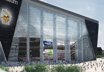 Pentair Becomes Founding Partner At US Bank Stadium