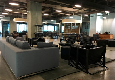 Co-Working Space Industrious Opens In Minneapolis