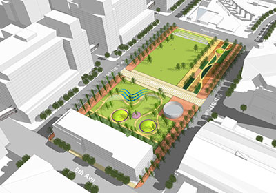 Latest Concepts For Downtown Minneapolis Park Revealed