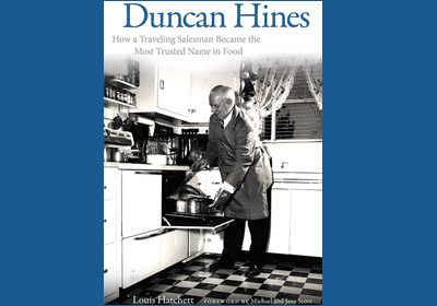 """Book Review: """"Duncan Hines: How a Traveling Salesman Became the Most Trusted Name in Food"""""""