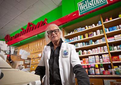 The Legend Of Schneider Drug's Tom Sengupta
