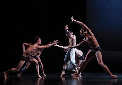 Art Picks: Martha Graham Dance Company