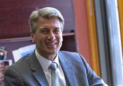 Q&A: R.T. Rybak On His New Gig At The Minneapolis Foundation