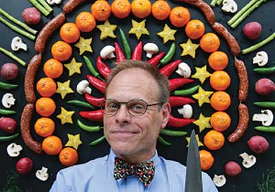 Top Tickets: Alton Brown