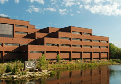 CHS Considers Merger With N.D. Agribusiness Co-op