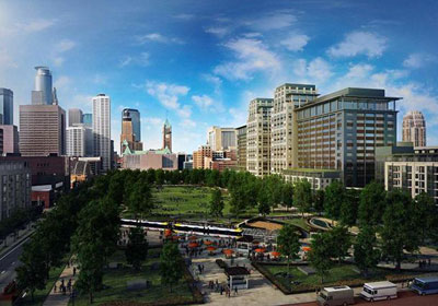 Deal With Park Board Set To Give City Of Minneapolis Control Of 'Commons'
