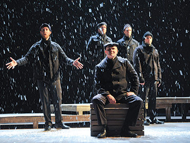 Arts Picks: All Is Calm: The Christmas Truce Of 1914